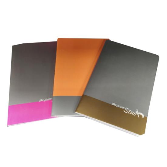 Слика на Тетратка, A5, 52 листови, 80 гр., Каро, Major, Premium fluo